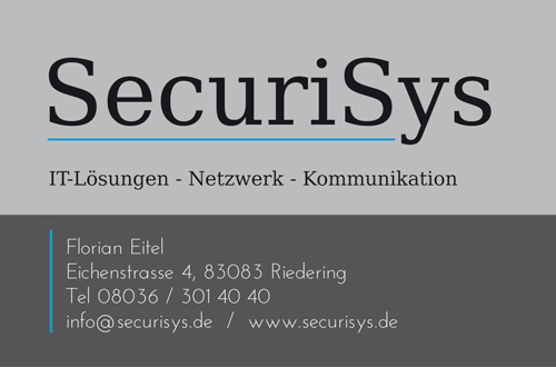 securisys